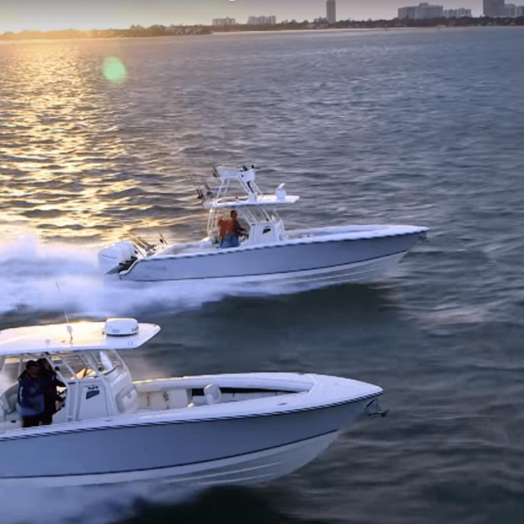 barcos de pesca - capitan charter salidas de pesca en barco